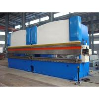 Wholesale Two Huge Sheet Metal  Bending Machine Hydraulic System Light  Pole Synchronization CNC from china suppliers