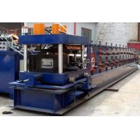 Wholesale 11KW Main Power C Purlins Roll Forming Machine With Hydraulic / Manual Decoiler from china suppliers
