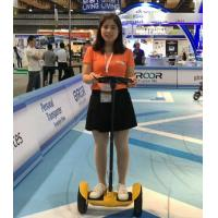 Wholesale Mini Standing Self Balance Segway Electric Scooter 10 inch Tire With Handle Bar from china suppliers