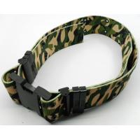 Wholesale Width 55mm Green Camouflage Swat Velcro Tactical Police Duty Belt Gear from china suppliers
