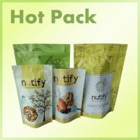 Wholesale Mixed Nuts / Dried Fruit Stand Up Pouch Bags Food Grade Aluminum Foil Lined from china suppliers