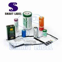 Wholesale 8 Colors Heat Shrink Bands PET Battery Label 40 Micron for Heat Shrink Packaging from china suppliers