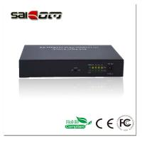 Wholesale Saicom(SCSW-1104P) Black Metal 100m 5Ports Fast Ethernet Poe for Mornitoring System from china suppliers