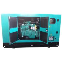 Wholesale Prime Power Silent Type Cummins Diesel Genset Three Phase 380-480V 50Hz from china suppliers