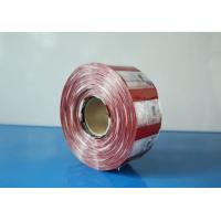Wholesale Gallon Bucket Seal PVC Shrink Labels Can Sleeve Film 40 Micron 10 Colors from china suppliers