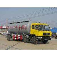 Wholesale Dongfeng 8*4 24.88CBM bulk cement truck(CLW5315GFLT3) from china suppliers