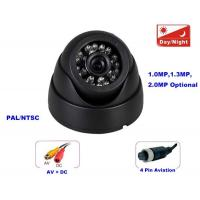 Wholesale High Sensitivity 1080P Vehicle Mounted Cameras / Auto Video Camera Long Life Time from china suppliers