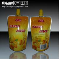 Wholesale Moisture Proof Spout Pouch                 Flexible Packaging Pouches For Mango Juice from china suppliers