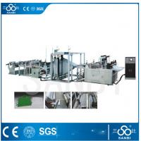 Wholesale Polythene Non woven Bag making machine vertically / horizontally sealing from china suppliers
