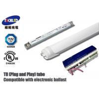 China Aluminum Housing SMD 3ft  Led Tube Lights T8 Led Tube Lamp For Retrofit Project on sale