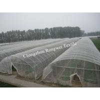 Wholesale UV Stabilized 50 Gsm Transparent Hail Guard Netting To Protect Fruits from china suppliers