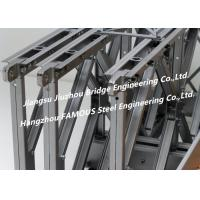 Manganese Bailey Bridge Panel High Strength Widely Application In Engineering Projects Rental