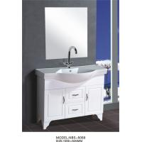 Wholesale 100 X 48 X 85 / cm single Basin Ceramic Bathroom Vanity Stainless steel soft hinges from china suppliers