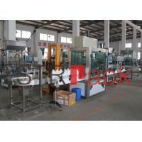 Wholesale Chlorine Detergent Bottle Filling Line , electronic liquid filler Machine from china suppliers