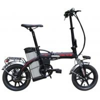 China Convenient Pedal Assist Electric Bike Lightweight LCD Digital Display on sale