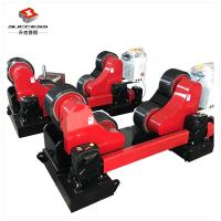 Buy cheap Heavy Duty Tank Pipe Welding Rollers Automatic Self Adjustment 45000lbs Capacity from wholesalers
