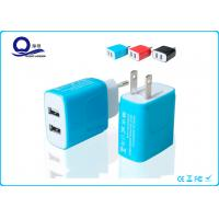 Wholesale Multi Port Apple Iphone 6 USB Wall Charger Station , Apple USB Power Adapter Charger from china suppliers