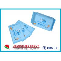 Wholesale Unscented Pure Cotton Baby Wipes Wet Or Dry No Alcohol & Paraben from china suppliers