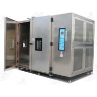 Buy cheap 40 Deg C & 75%R.H. Auto Spare Parts Walk In Stability Chamber , Climate Chambers from wholesalers