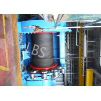 Quality 10T 20T Hydraulic Windlass Winch With Lebus Grooving Drum Eco Friendly for sale