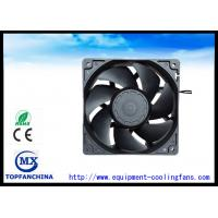 Wholesale 110v / 220v Industrial Ventilation Fans Square 120mm Computer Fan from china suppliers