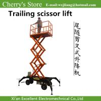 Wholesale Different heights mobile scissor lifts from scissor lift manufacturers from china suppliers
