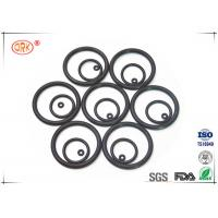 Wholesale Metric EPDM O Ring Industrial Abrasion / Low Temperature Resistance TS16949 FDA from china suppliers