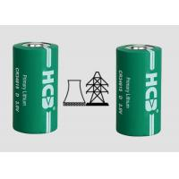 Wholesale Primary 22000mAh Spiral 3V Mno2 Lithium Ion Battery , Cylindrical Cell For Oil from china suppliers
