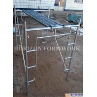 Wholesale High quality  Steel H frame scaffolding system from china suppliers