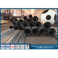 Wholesale 65FT Anti-corrosive Polygonal Steel Metal Utility Poles for Electric Power Line from china suppliers