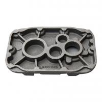 Wholesale Cap iron 450-10 ductile custom iron casting raw casting machining from china suppliers
