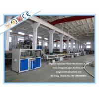 Quality CE&ISO PP-R Tube Manufacturing Machine / Making Machinery Supplier for sale
