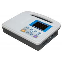 Wholesale ECG2301G Single Channel 12-Lead Portable ECG Machine built-in battery from china suppliers
