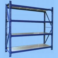 Wholesale PVC Powder Coated Storage Packing Steel Store Display Shelves For Shop, Supermarket from china suppliers