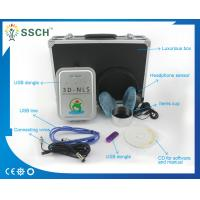Buy cheap 90% Accuracy Home Human Body 3D NLS health Analyzer Machine with Therapy Treatment from wholesalers