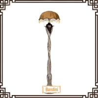 Wholesale elegant home decor resin fancy floor lamp creative style resin high and big lamp 10564-1 from china suppliers
