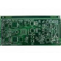 Wholesale Single Sided Rigid PCB Board /  Thru-hole pcb Aluminum / Rogers from china suppliers
