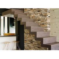 Buy cheap Grey / Brick Red PVC Foam 3D Brick Effect Wallpaper Home Decoration Wallpaper from wholesalers