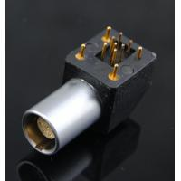 Wholesale EPG.1B.307.HLN Push Pull Self Latching Connector Brass Chrome Plating Black PPS Print Contact from china suppliers