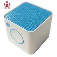 Wholesale High End Battery Cube Bluetooth Speaker With Microphone / Micro SD Card from china suppliers