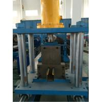 Wholesale 15 M / Min 7.5Kw Metal Stud Roll Forming Machine Customized Color Steel Sheet from china suppliers