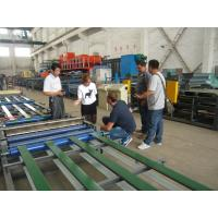 Wholesale Steel Texture Indoor Partition Construction Material Making Machinery 1cm - 15cm Thickness from china suppliers