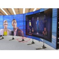 Wholesale 55 inch Wall Mount LCD Display , flexible Video Wall  full hd 1080p screens Support splice function from china suppliers