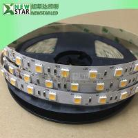 Wholesale 2500K 60leds/m white Constant current 300leds 5050smd dc24v LED Strip 12VDC cc 5050 strip light without brightness drop from china suppliers