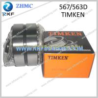 Wholesale 567/563D Timken Double Row Tapered Roller Bearing from china suppliers