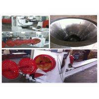 Buy cheap Profile Wire Screen Pipe Wire Mesh Manufacturing Machine 0.03MM Slot Precision from wholesalers