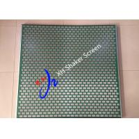 Wholesale Hookstrip ALS Shale Shaker Screen With Metal For Solid Control / Flat Mud Separator from china suppliers