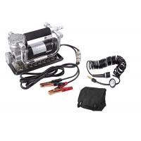 Wholesale Portable Fast Inflation Powerful Chrome 12V Car Air Compressor Kit For Tire from china suppliers