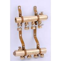 Wholesale simple manifolds with ball valve on supply flow from china suppliers