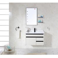 Quality Bathroom Cabinets With Towel Hanger Accessories Set Shower Gel Shelf for sale